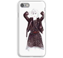 Polka Dot Dress iPhone Case/Skin