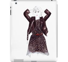 Polka Dot Dress iPad Case/Skin