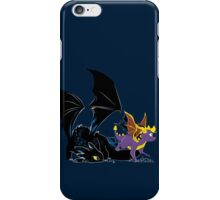 Spyro Toothless iPhone Case/Skin