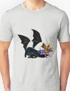 Spyro Toothless Unisex T-Shirt