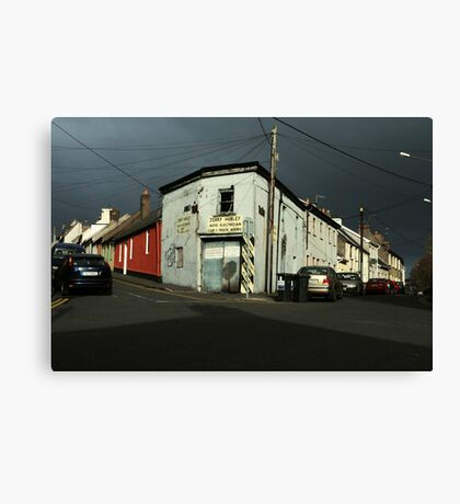 Jerry's Gaff Canvas Print