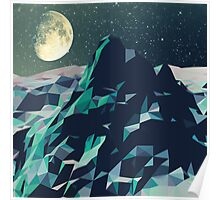 Night Mountains No. 2 Poster