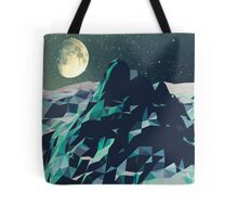 Night Mountains No. 2 Tote Bag