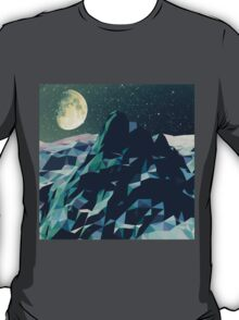 Night Mountains No. 2 T-Shirt