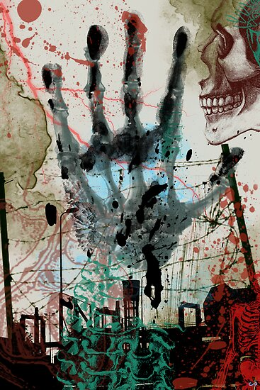 Urban Anatomy with a twist of Grunge, Served in a Dirty Glass... by Dave Cunning