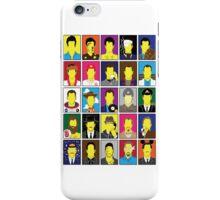Hall of Hanks iPhone Case/Skin