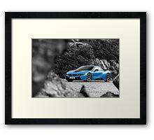 BMW i8 Framed Print