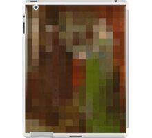 pixel van eyck iPad Case/Skin