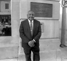 Carl T Rowan 1925-2000 by © Joe  Beasley IPA