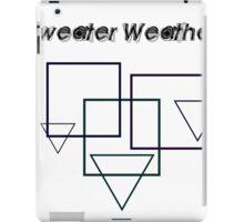 The Neighborhood Sweater Weather iPad Case/Skin