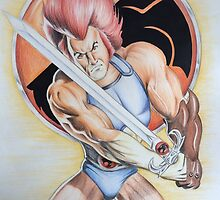 Lion-o ThunderCats  by Maudster