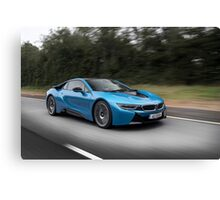 BMW i8 Canvas Print
