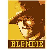 Blondie Photographic Print