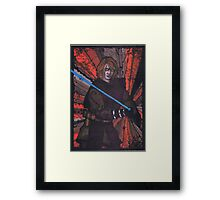 Anakin Skywalker, Star Wars Framed Print