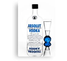 Absolutly Canvas Print