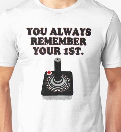 Vintage Joystick Unisex T-Shirt