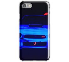 Subaru WRX STI iPhone Case/Skin