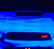Subaru WRX STI Sticker