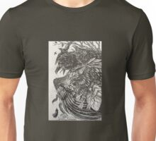 Black death Unisex T-Shirt