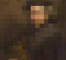 pixel rembrandt by PlayWork