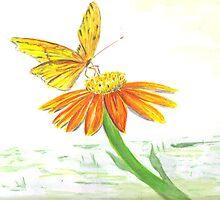 Spring Gold by glorylane