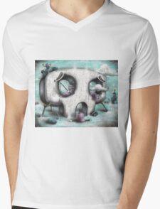 Channel Zero Mens V-Neck T-Shirt