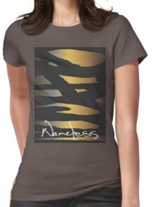 nameless fashion label Womens Fitted T-Shirt