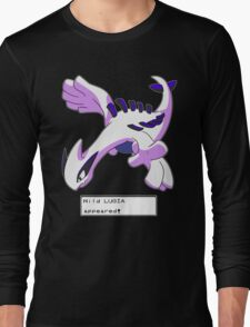 Wild Lugia Appeared! Long Sleeve T-Shirt