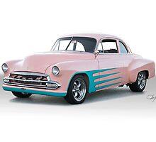 1952 Chevy Custom Coupe by DaveKoontz