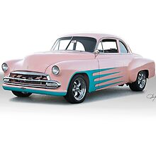1952 Chevy Custom Coupe by DaveKoontz