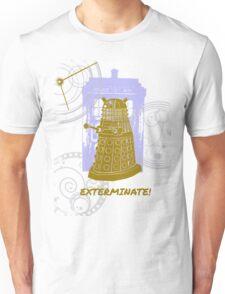 Dalek EXTERMINATE Fade Shirt Unisex T-Shirt