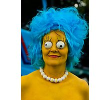 Will the real Marge stand up! Photographic Print