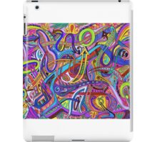 Which Way Is Up? iPad Case/Skin