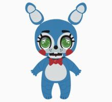Five Nights at Freddy's Chunkstar Sticker -  Toy Freddy by ChunkDesign