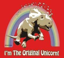 I'm The Original Unicorn! Kids Tee