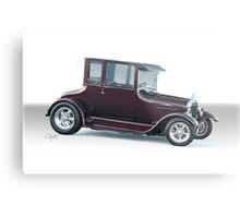 1926 Ford Opera Coupe Metal Print
