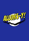 Allons-y! by SprayPaint