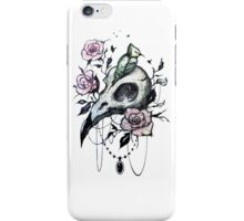 Bird and Roses iPhone Case/Skin
