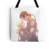 Ymir and Krista Tote Bag