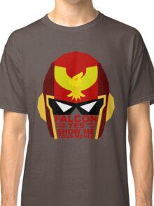 Show me your moves - captain falcon Classic T-Shirt