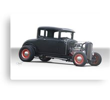 1930 Ford Model A 'HiBoy' Coupe Metal Print