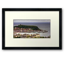 Scarborough from Oliver's Mount Framed Print