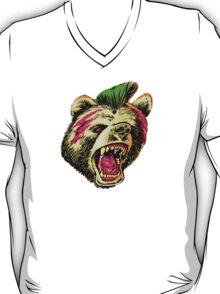 Rad Bear Big Hair Don't Care T-Shirt