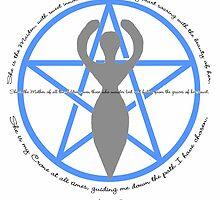 Goddess by wprweb