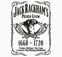 Jack Rackhams Pirate Crew by OriginalApparel