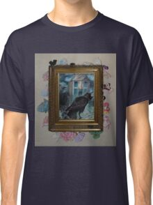 Two Crows - Framed Classic T-Shirt