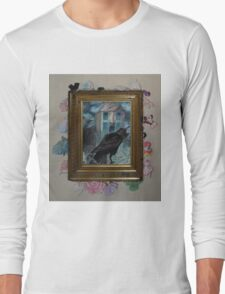 Two Crows - Framed Long Sleeve T-Shirt