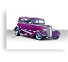 1933 Ford Victoria Metal Print