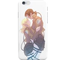 Ymir and Krista iPhone Case/Skin