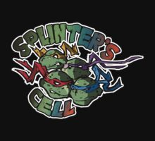 TMNT - Splinter's Cell - V01 Kids Clothes